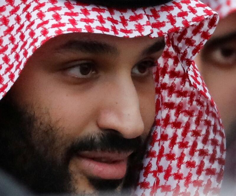 """Polis korumasındaki Suudi aktivist, Veliaht Prens Selman'ı suçladı: """"Akıllı telefonları hackliyorlar"""""""
