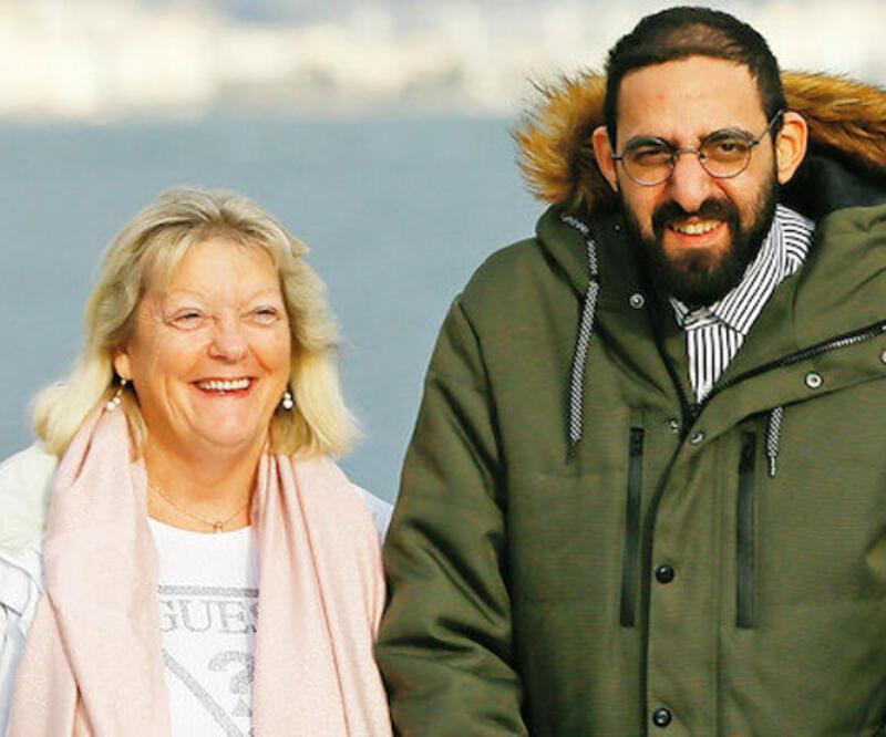İngilz anne oğlunun kalbini Türk gencine bağışladı
