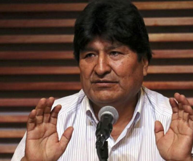 Bolivya'da kriz büyüyor! Morales aday olamayacak