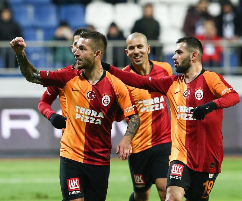 Kasımpaşa 0-3 Galatasaray MAÇ ÖZETİ