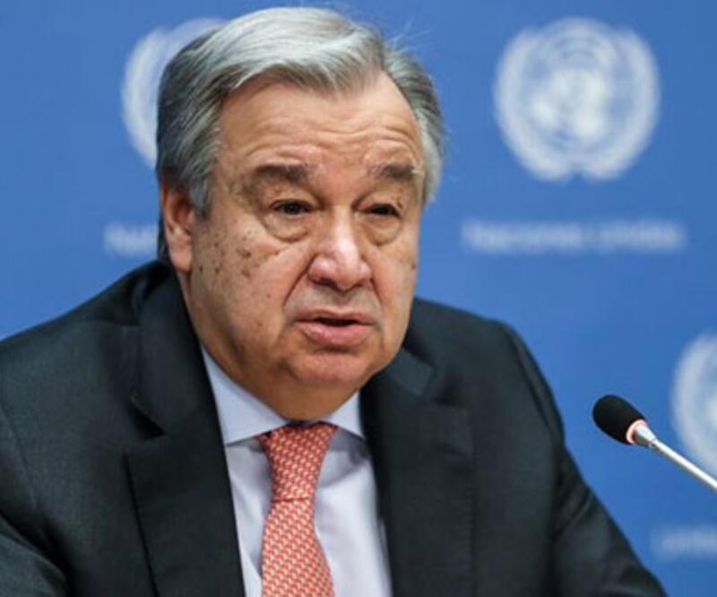 BM Genel Sekreteri Guterres'ten Sudan geçiş hükümetine destek