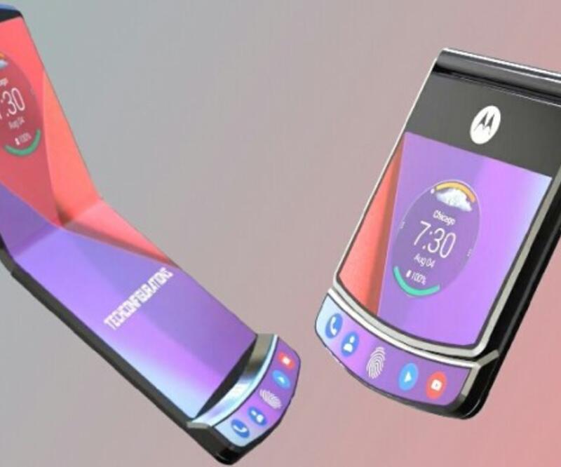 Motorola Razr dayanıklılık testi büyük tepki topladı