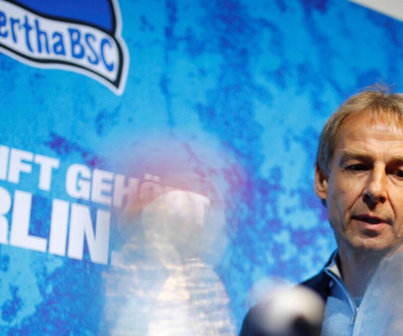 Jürgen Klinsmann görevinden istifa etti