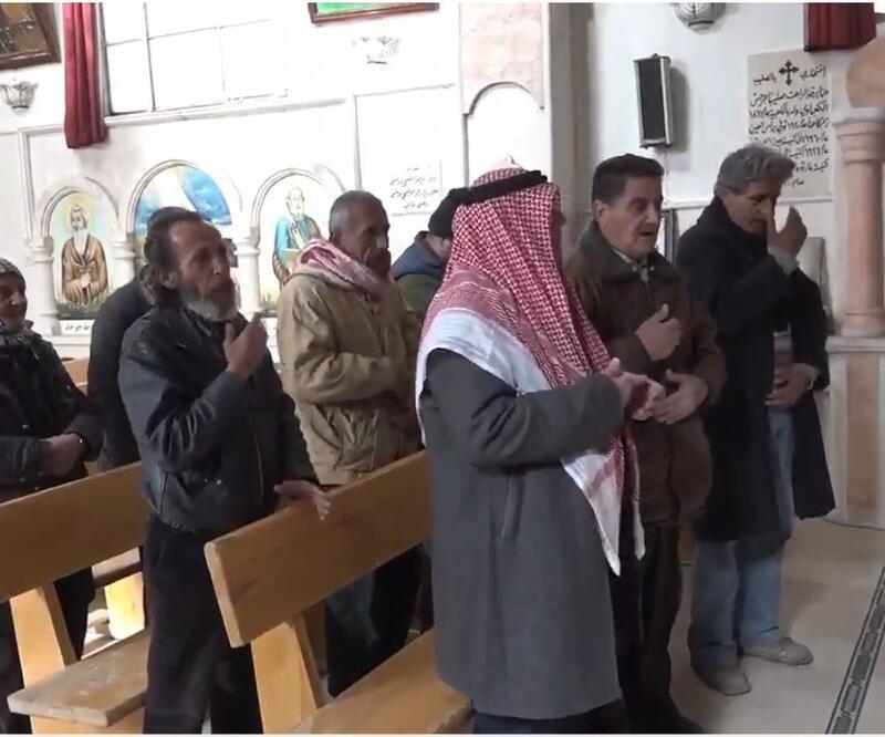 MSB: Barış Pınarı bölgesinde halk, ibadetini özgürce yapıyor