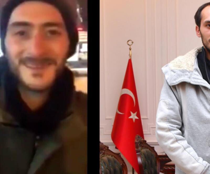 Sosyal medyanın konuştuğu Hasan'ın son hali...