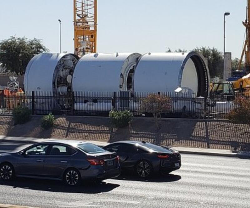 Elon Musk Las Vegas fuar merkezini ihya edecek