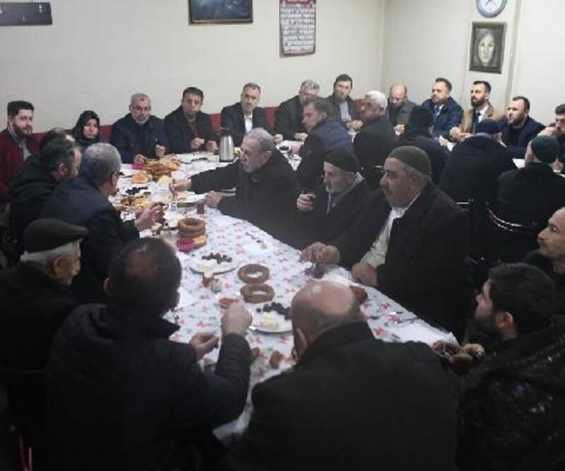 'Bereket Sofrası' Bilalköy'de kuruldu