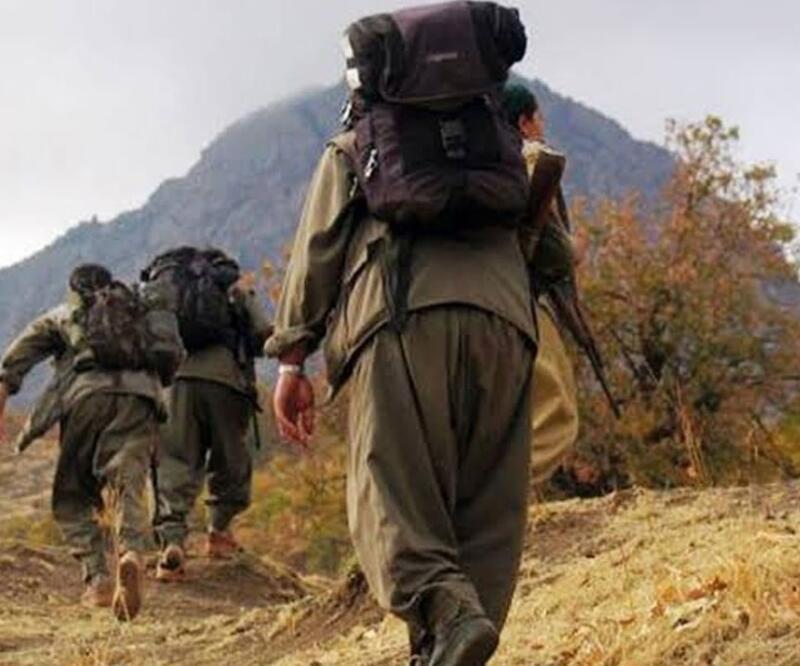 Suriye'den kaçak girerken yakalandılar! PYD/PKK'lı 5 terörist tutuklandı