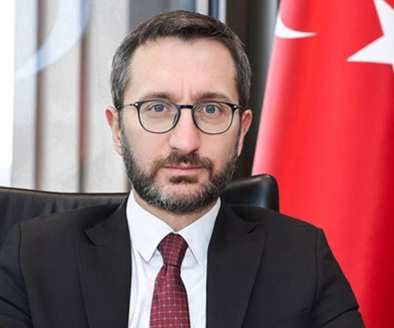 """İletişim Başkanı Altun'dan """"İdlib"""" açıklaması"""