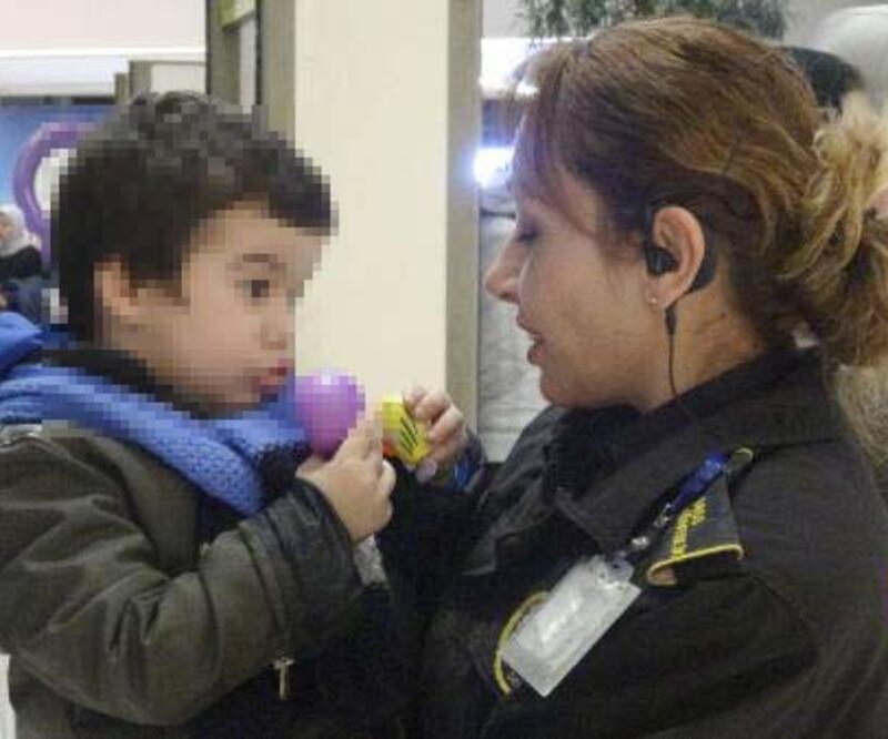 Oğlunu terk eden anneye hapis cezası