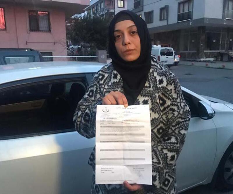 Kadınların trafikte yol verme kavgası karakolda bitti