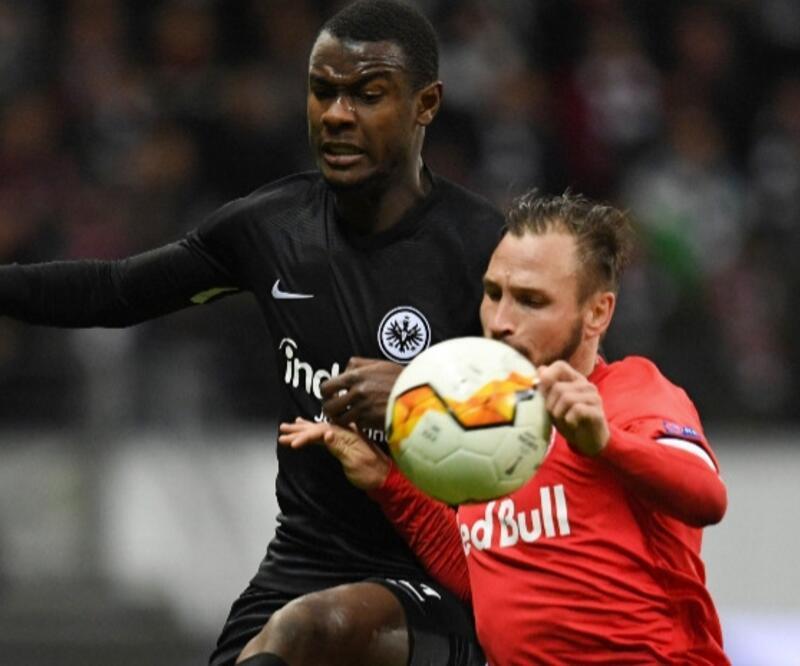 Salzburg-Frankfurt maçı ertelendi