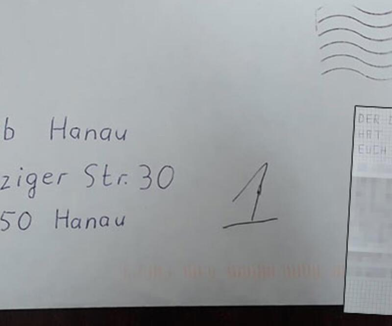 Skandal! Almanya'da camiye ırkçı mektup