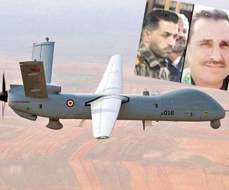 Esad'ın generallerini SİHA vurdu