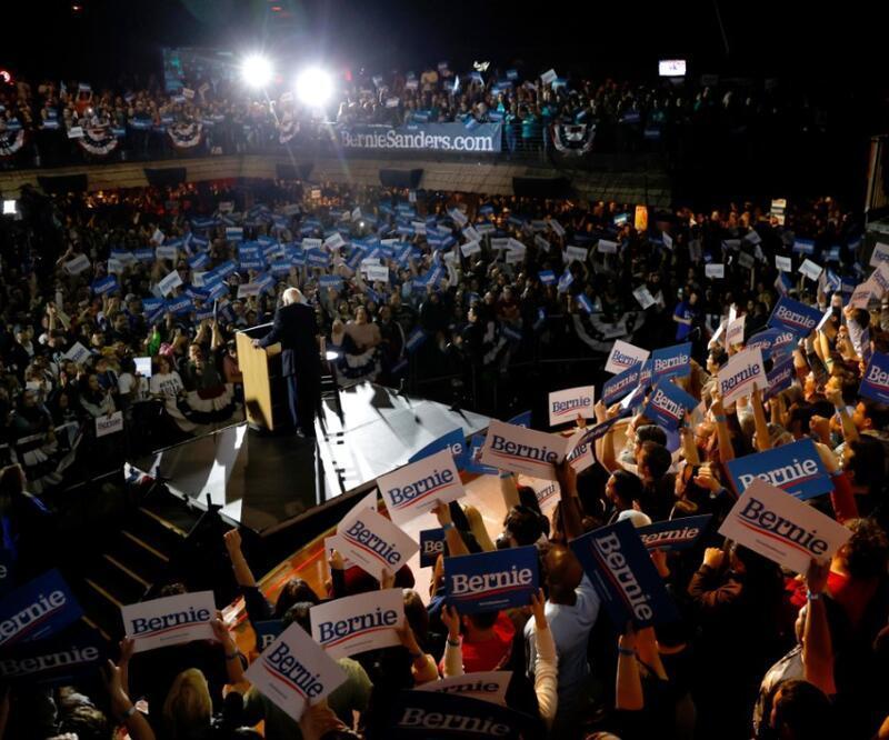 ABD'deki seçimlerde kritik viraj: 'Süper Salı'