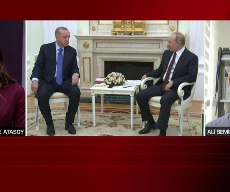 Zirveye Putin'in gergin yüz ifadesi damga vurdu