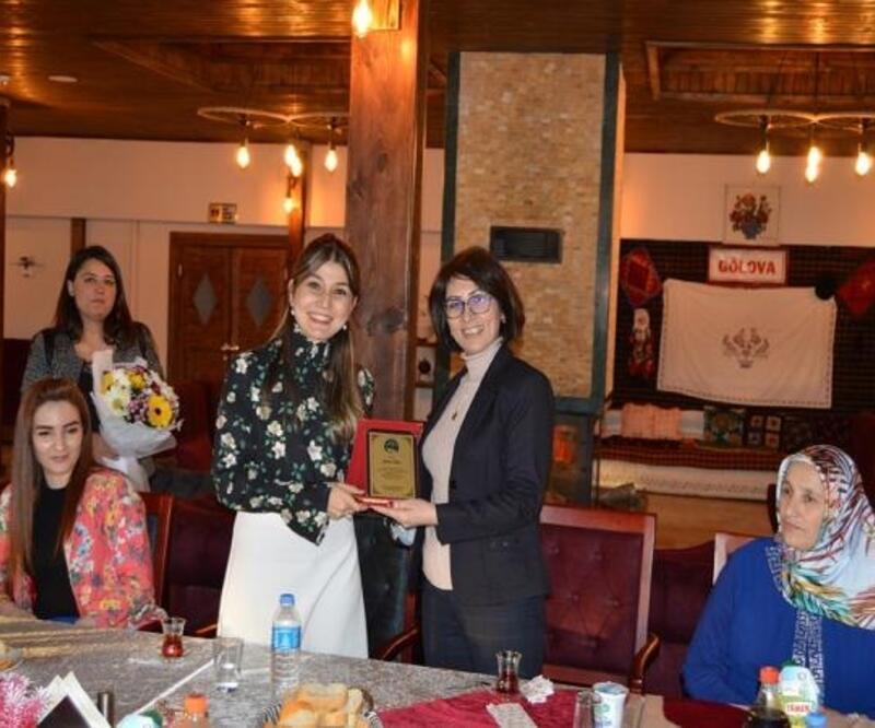 Gölova'da Dünya Kadınlar Günü kutlandı