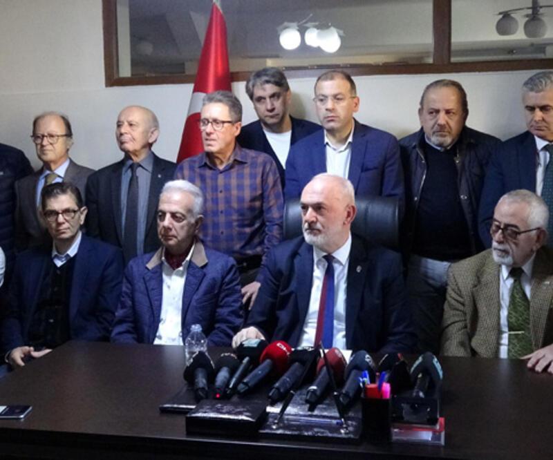 Trabzonspor kurulları, MHK Başkanı Zekeriya Alp'i istifaya davet etti