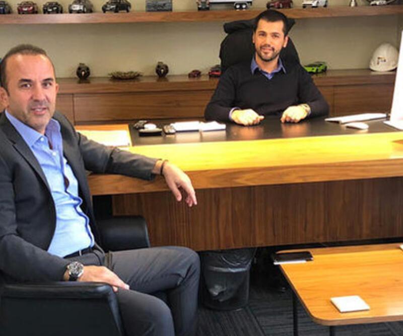 Mehmet Özdilek yeniden BB Erzurumspor'da