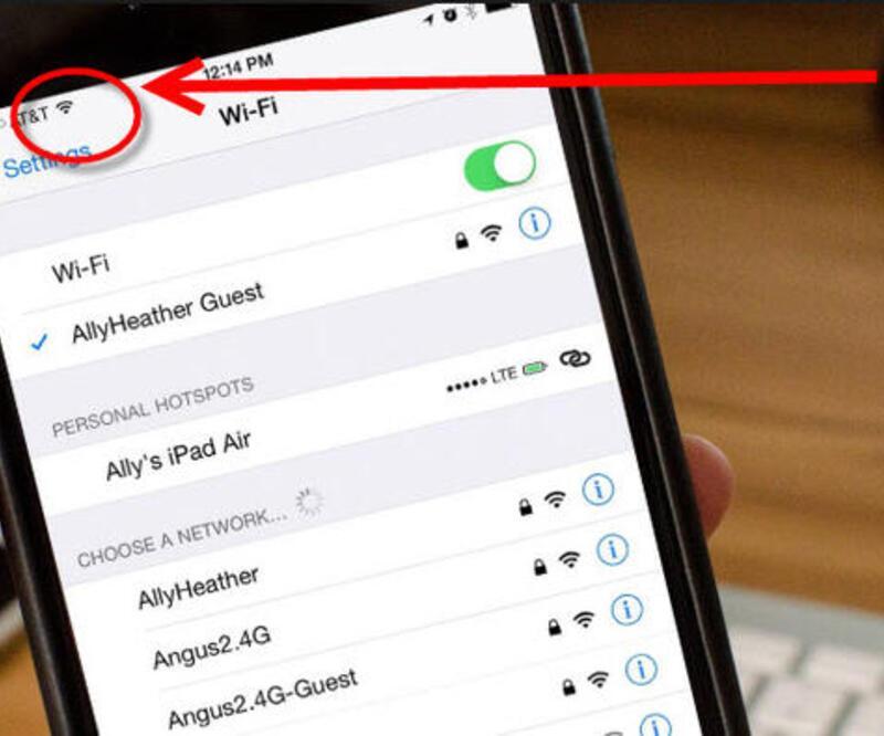 Telefondaki Wi-Fi ayarını değiştirin! Bakın ne oluyor...