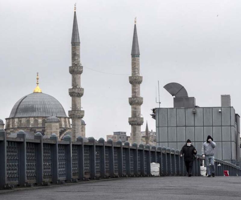 İstanbul'dan tarihi kareler