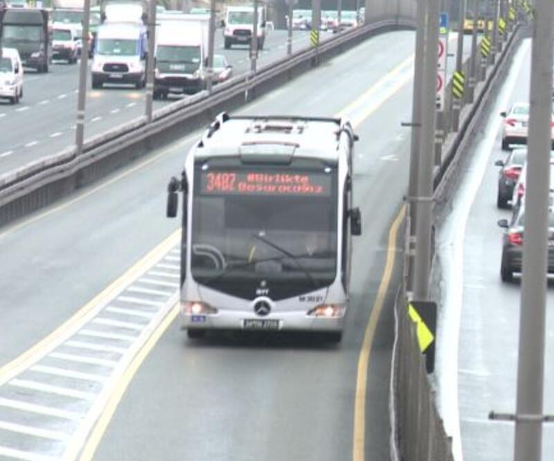 Toplu taşımada koronavirüs kuralı olacak.