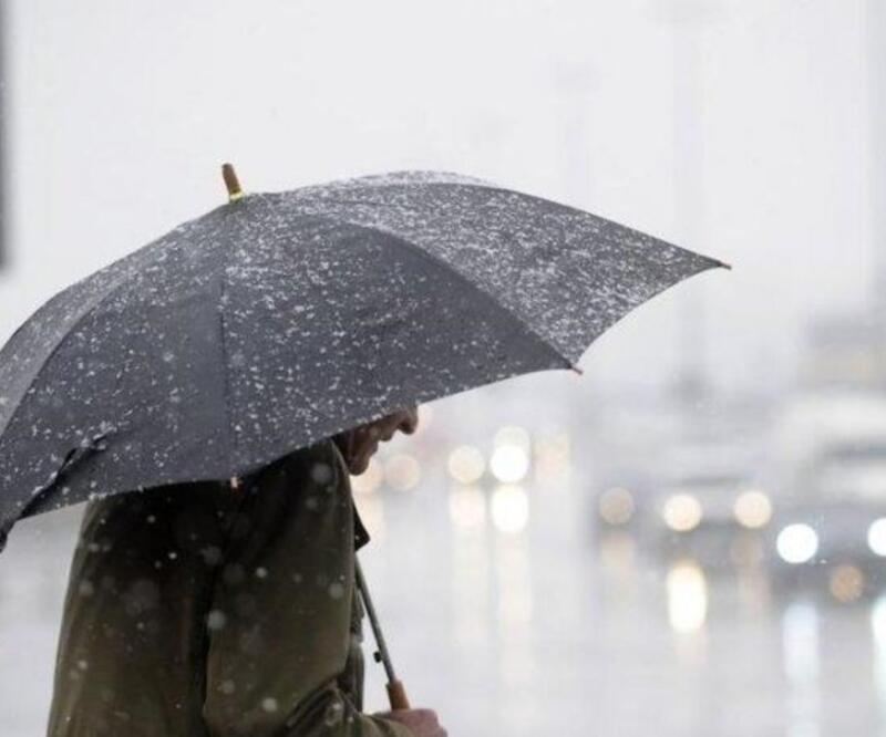 Meteoroloji'den Marmara Bölgesi için uyarı! Yarın akşamdan itibaren...