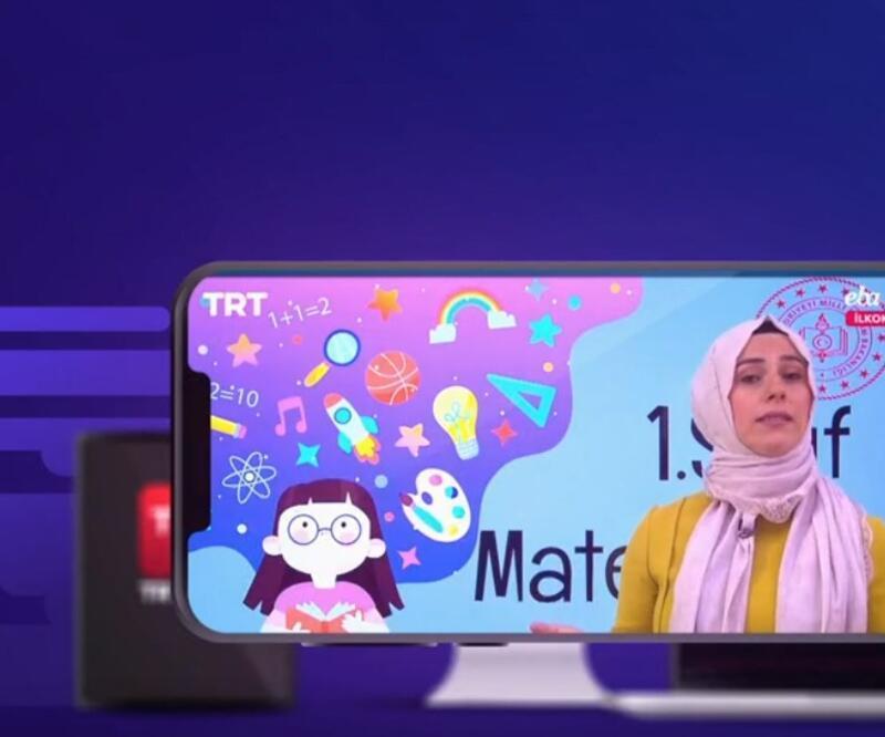 EBA TV ders programı 1 Nisan: EBA TV canlı yayın ilkokul – ortaokul – lise