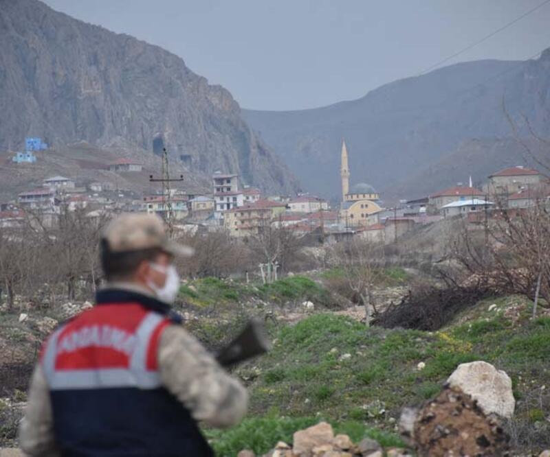 Malatya ve Kastamonu'da 5 mahalle ve 1 köy karantina altında