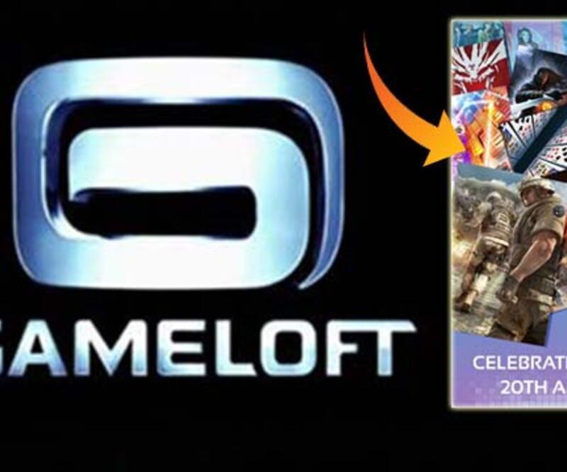Gameloft 20. yaşını 30 ikonik Gameloft oyunu ile kutluyor