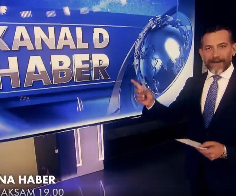 Kanal D Ana Haber Deniz Bayramoğlu'nun sunumuyla ekranda!