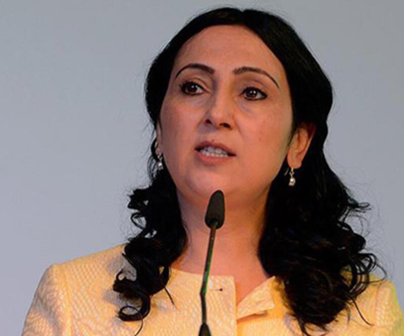 Figen Yüksekdağ'ın tutukluluğunun devamı kararlaştırıldı
