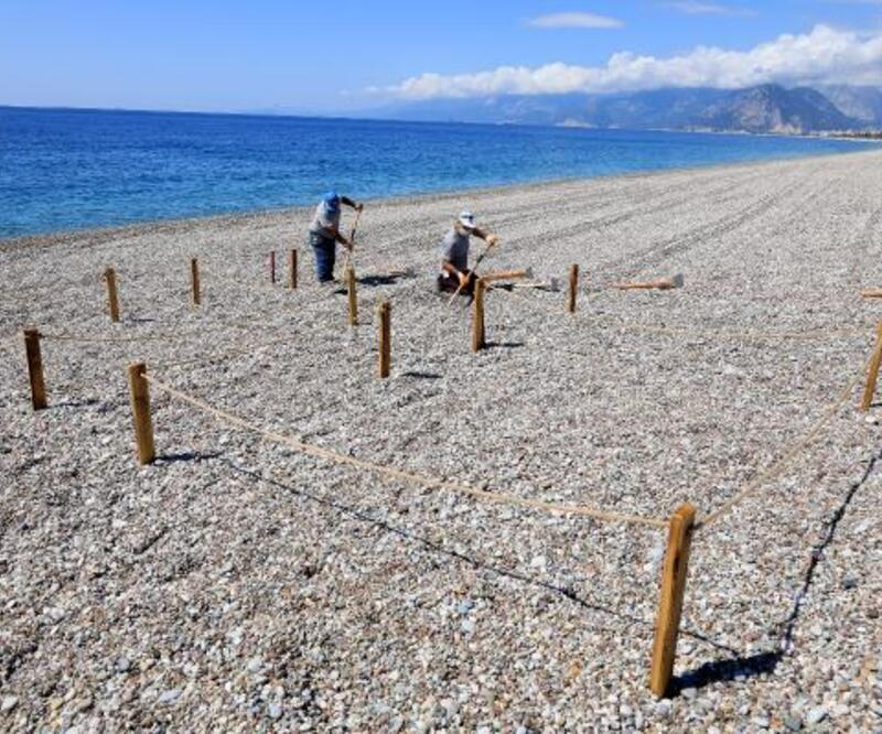 Dünyaca ünlü sahilde 'yeni normal' kuralları belli oldu