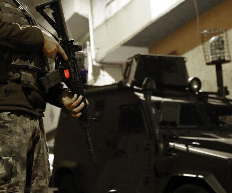 Siirt'te 5 teröristin etkisiz hale getirildiği operasyonla ilgili 10 şüpheliye gözaltı