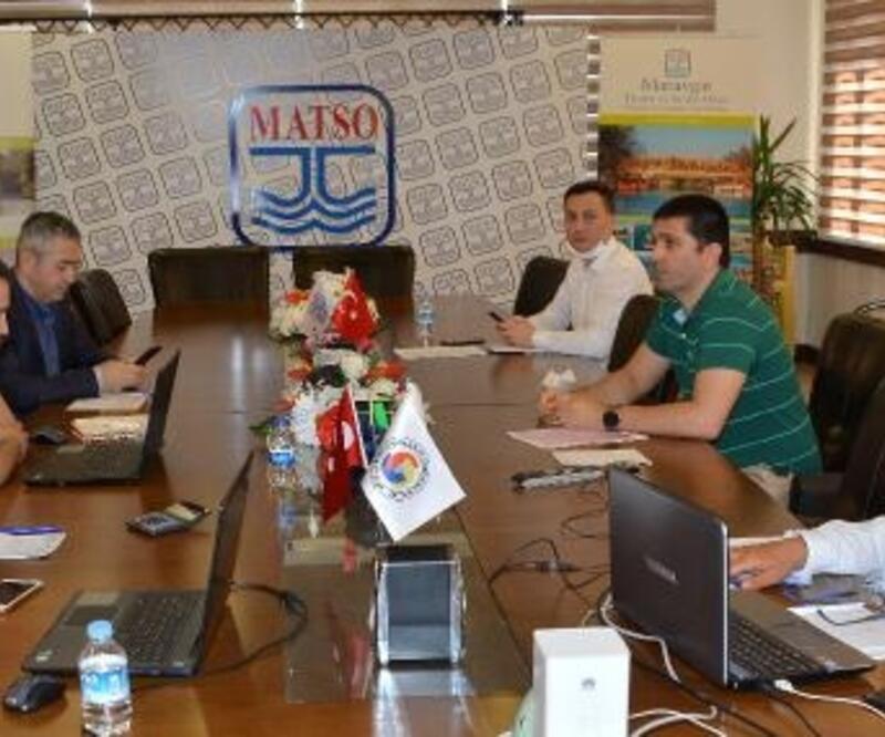 MATSO'da sigorta sektörünün sorunları konuşuldu