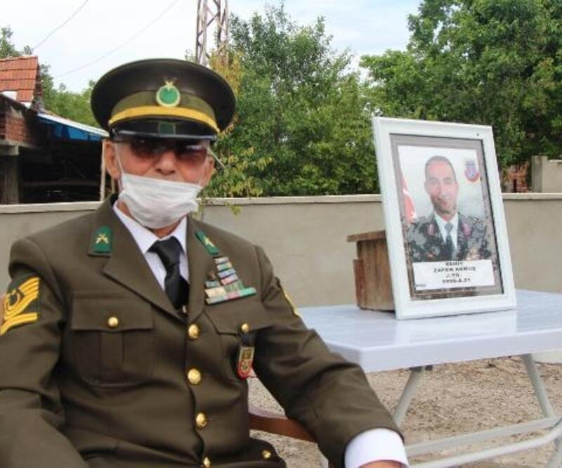 Şehit binbaşının kanı yerde kalmadı, babası 'Bugün benim bayramım' dedi