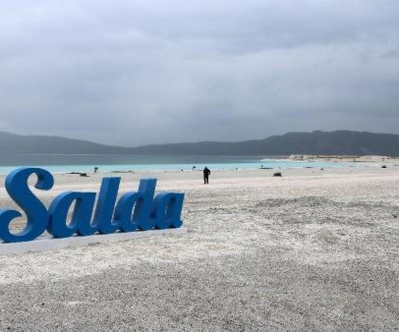 Salda Gölü, ziyarete açıldı