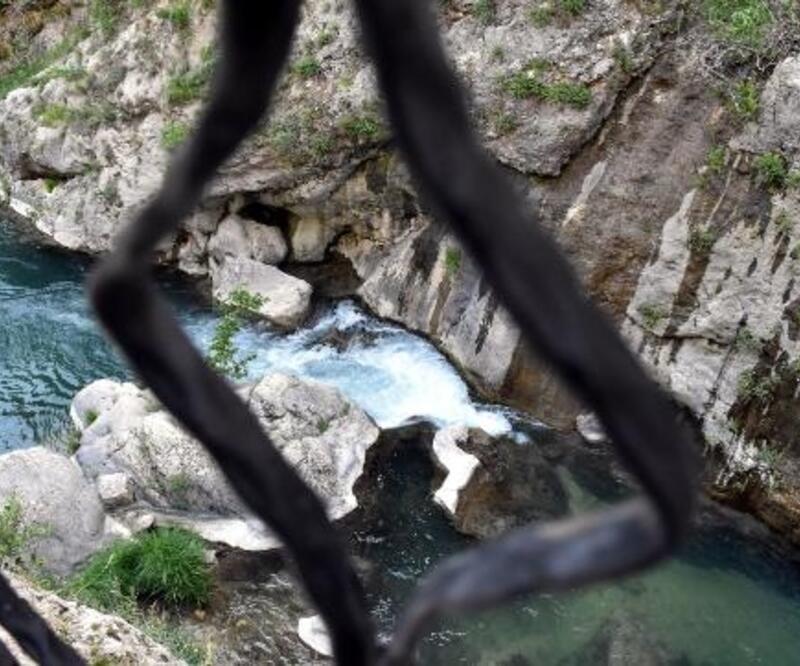 Sivas'ın saklı cenneti Şuğul Kanyonu ziyaretçilerini bekliyor