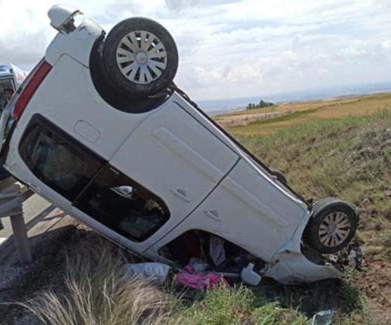 Son dakika... Kırıkkale'de iki ayrı trafik kazası: 11 yaralı
