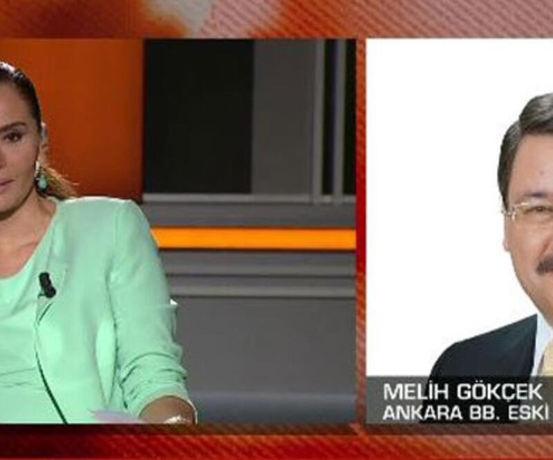 Melih Gökçek, CNN TÜRK'te açıkladı: Mansur Yavaş hakkında 8 suç duyurusunda bulunacağım