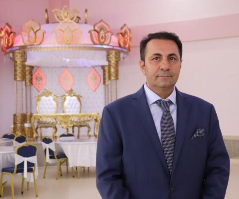 Düğün salonları 1 Temmuz'a hazır