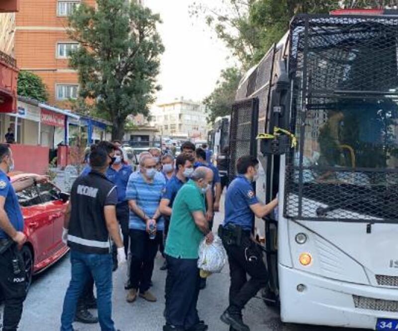 16 ilde kaçak tütün operasyonu: 20 tutuklama