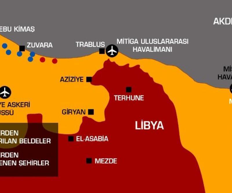 Son Dakika... Libya'da savaşın dengesini değiştiren üs Vatiyye neden önemli? Uzmanlar CNN TÜRK'e yorumladı   Video