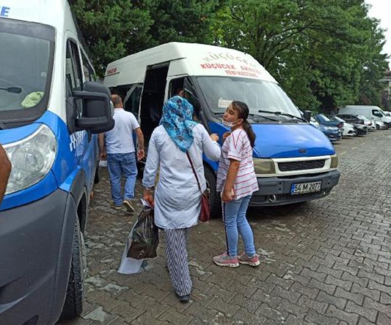 Dolmuşta maske takmayan yolcu hakkında soruşturma başlatıldı