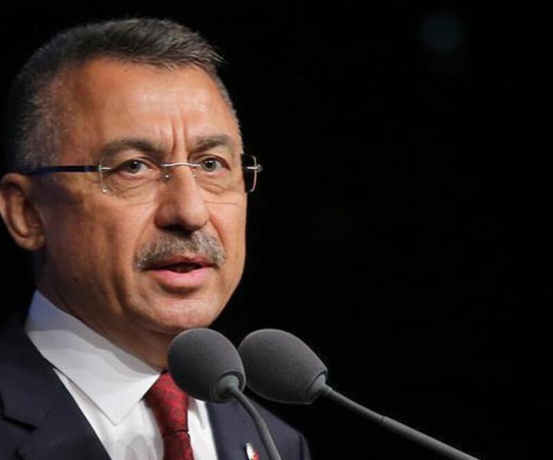 Fuat Oktay: Türkiye ve Azerbaycan etle tırnaktır