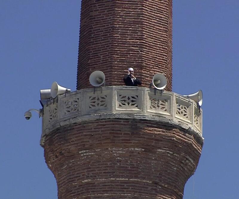 Son dakika... Ayasofya-i Kebir Cami-i Şerifi'nde ezan okundu | Video