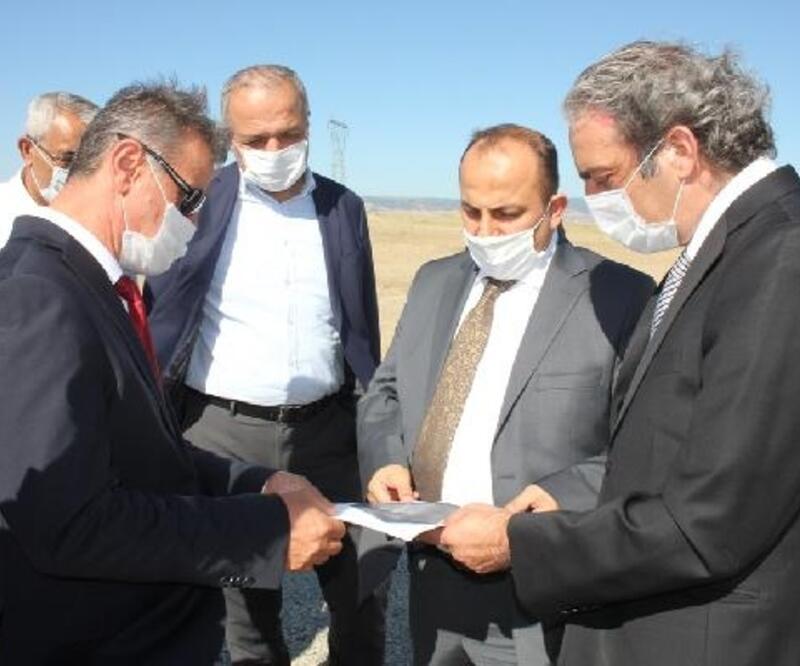 Amasya Üniversitesi'ne 75 bin metrekare arsa