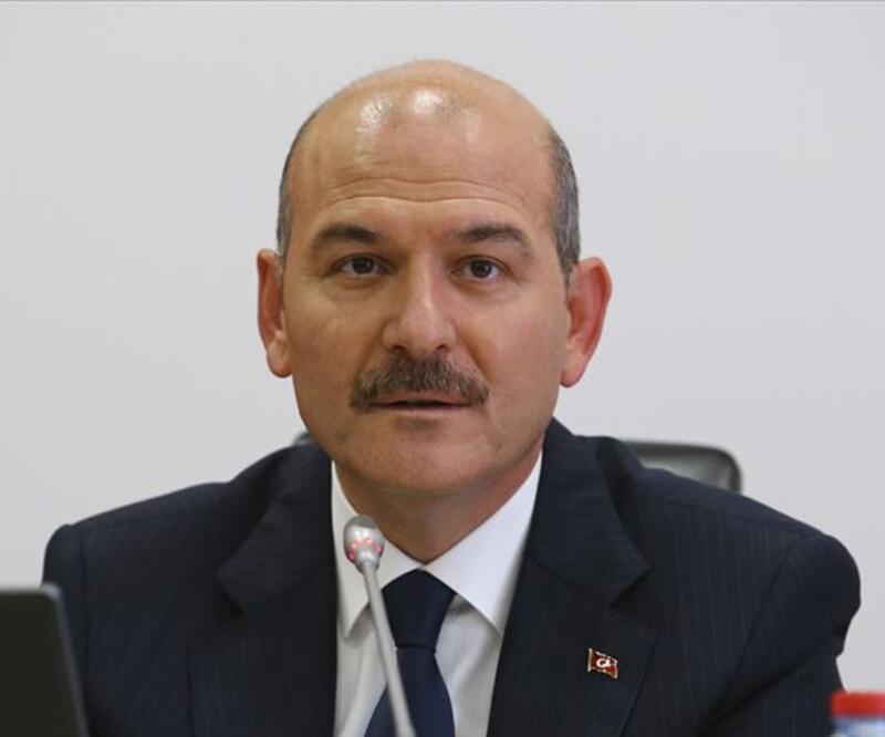 İçişleri Bakanı Süleyman Soylu, Of'taki sel ve heyelanlara ilişkin açıklama yaptı