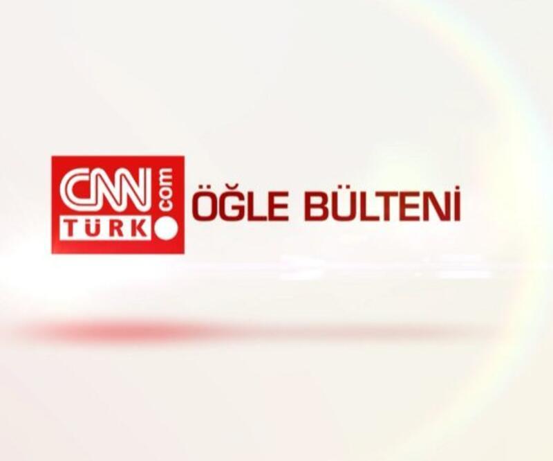 Gündem özeti Cnnturk.com Öğle Bülteni'nde   20.08.2020