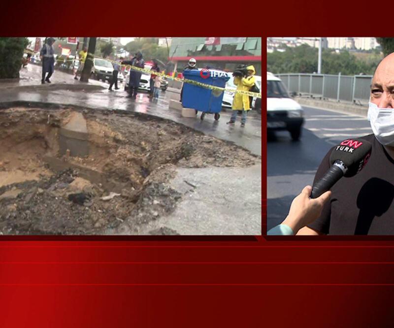 Son dakika: İstanbul'da yollar neden çöküyor? | Video